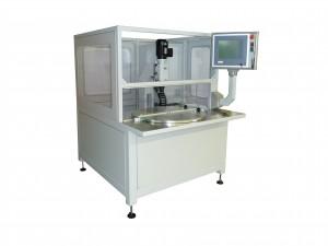 CNC Taumelnietzelle mit digitalen Servoachsen