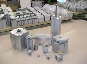 Pneumatikzubehör für Montagesysteme