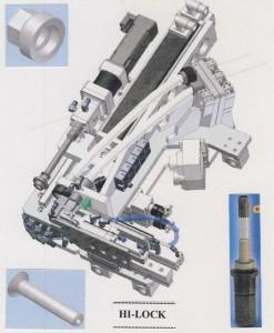 Schrauber, Schraubsysteme für Verbundfaser Befestigung